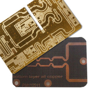 high frequency pcb