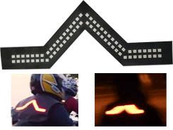 Sensor LED
