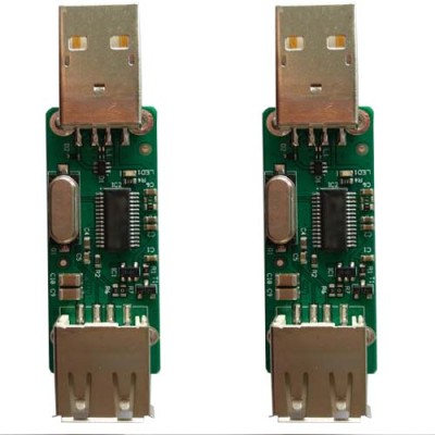 USB Flash Drive Wrapped With Heat Shrinkable Tube