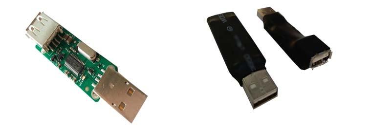 USB Flash Drive Wrapped