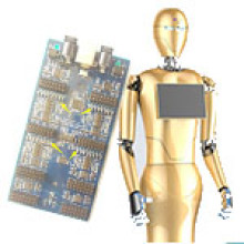 PCB Assembly Project for Educational Robots