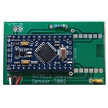 Sensor PCB Board Assemble With Program Lock Bit