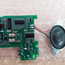 Car Media Horn Circuit PCB Board Assembly