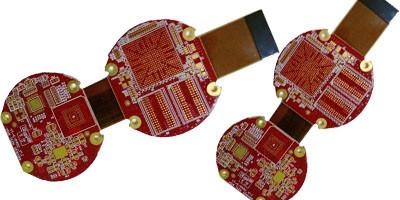6 layer rigid flex circuit board