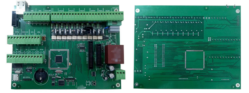 Household electrical appliances control PCB
