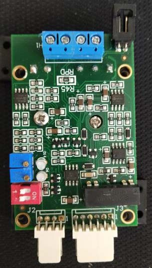 printed circuit board for drivers