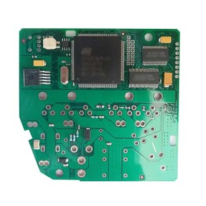 Agricultural Vehicle Pressure Bar Control Board
