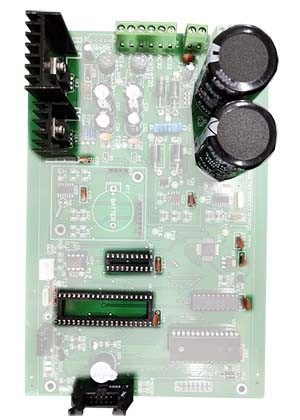 components on pcb