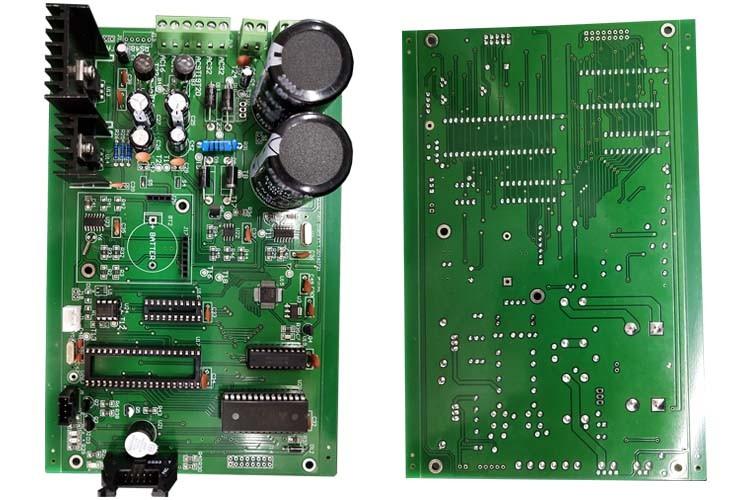 pcb board for data processor