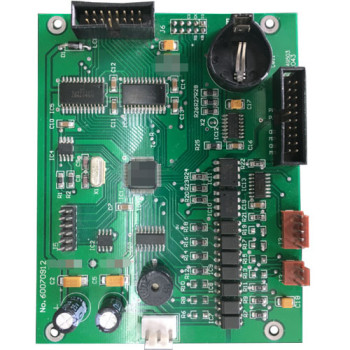 Monitoring System Management Printed Circuit Board