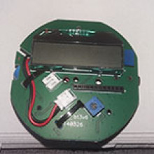 Gas Meter PCB Project