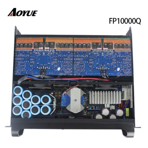 precio clone 1350w 4 canales profesional de laboratorio china amplificador de potencia FP10000q para doble altavoz de 15 pulgadas