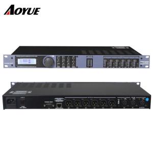 Yüksek kaliteli ses 2 6 out karaoke profesyonel BDX260 ses dijital işlemci