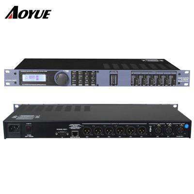 suono di alta qualità 2 In 6 out karaoke professionale processore digitale audio BDX260
