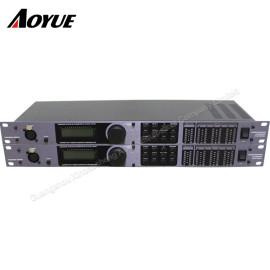 Dostarczany głośnik profesjonalny Chiny cyfrowy audio dsp Napęd systemu PA procesor