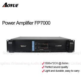 7000 ватт профессиональный экстремальный модуль FP7000 усилитель мощности с 2 каналами