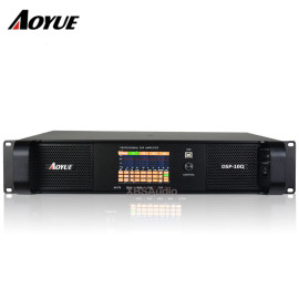 2018 neueste hochwertige 4 kanal 1300 watt DSP FP10000q modul leistungsverstärker DSP10000q