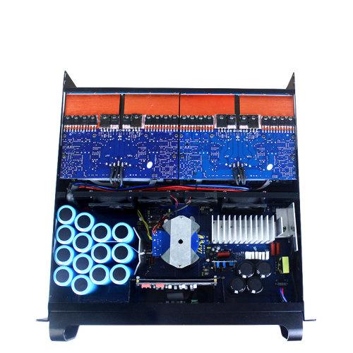 2018 más nuevo Alta calidad 4 canales 1300w DSP FP10000q módulo amplificador de potencia DSP10000q