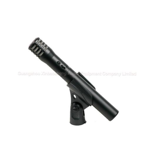 instrumento profesional que registra el micrófono con cable condensador acústico PG81