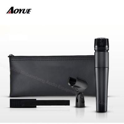 Professional Dynamic Handheld Vocal Klon Kabelmikrofon S M-57