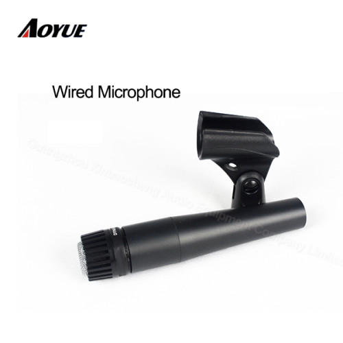 Micrófono con micrófono clonado vocal profesional dinámico S M-57