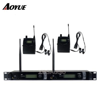 Professionelle Bühnensystem für Sänger UHF-Taschensender SR2050 IEM In-Ear-Monitor