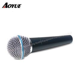 Profesjonalny mikrofon przewodowy Dynamic Moving Coil instrument wokalny Mikrofon Beta 58A