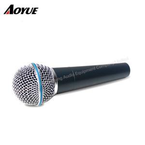 Профессиональный проводной микрофон Dynamic Moving Coil вокальный инструмент Микрофон Beta 58A