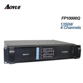 ценовой клон 1350w 4-канальный профессиональный усилитель мощности фарфора FP10000q для двойного 15-дюймового динамика