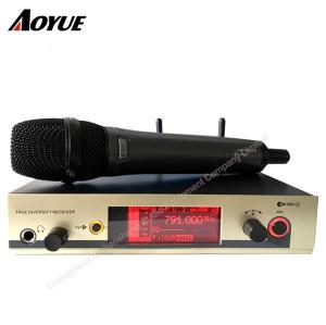 EW335 G3 Kardioid-Handmikrofon True-Diversity-Empfänger Professionelles Mikrofonsystem