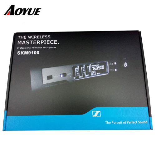 Etapa profesional UHF True diversity Single Channel SKM9100 Auricular inalámbrico Micrófono