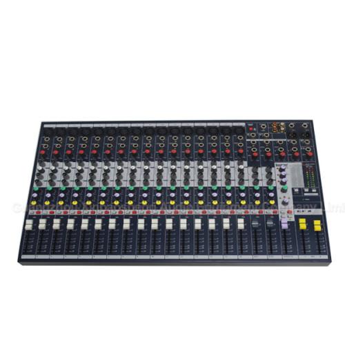 Profesjonalny dźwięk 16-kanałowy zbudowany w cyfrowym mikserze efektów DSP EFX16