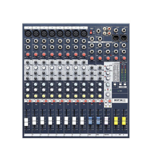 high performance Lexicon effect 8 channel professional audio mixer mixing console EFX8