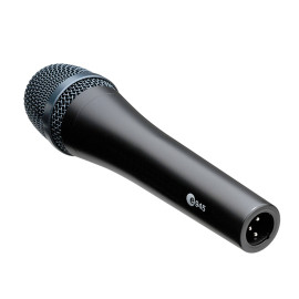 Doskonała scena dźwiękowa Mikrofon dynamiczny Cardioid e945