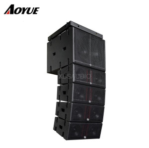 1600W Single 18-Zoll-Design-Box Soundsystem Subwoofer Active Line Array