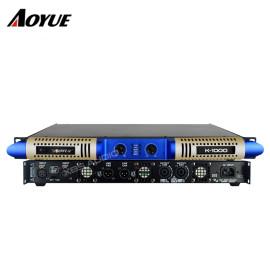 Amplificatore di potenza digitale audio digitale K-1000 a due canali 1000w classe D modello privato