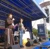 Il microfono e l'amplificatore SKM9000 hanno superato i test sul palco in Polonia