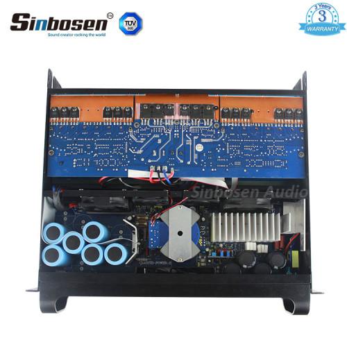 Sinbosen FP7000 1500watt 2 Kanal professionelle Extreme Modul Switch Netzteil professionellen Verstärker