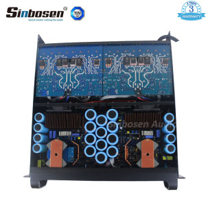 Sinbosen FP22000Q 4650w 4 Channels Most powerful Professional Power Amplifier for 21 Inch Subwoofer