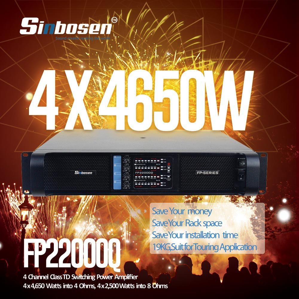 Sinbosen FP22000Q