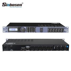 Hochwertiger Sound 2 In 6 Karaoke professionellen BDX 260 Audio Digitalprozessor