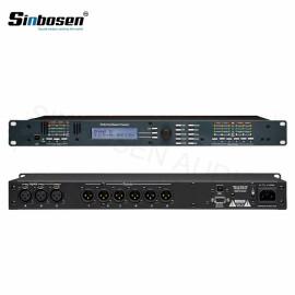 Ashely 3 in 6 24-Bit-Live-Sound-Crossover-Treiber System Digital Processor 3.6SP