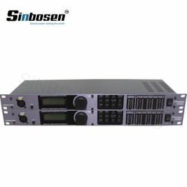 Pro altoparlante Cina digital audio dsp Sistema PA processore digitale