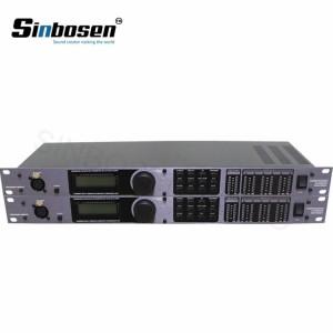 Pro loudspeaker China digital audio dsp PA system digital processor