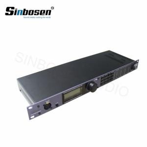 PA system digital processor Pro loudspeaker China digital audio dsp