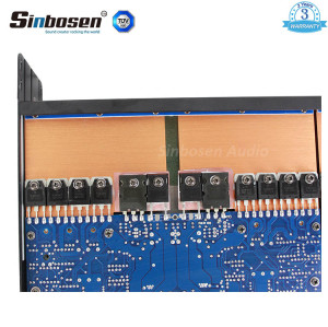 FP10000Q 4 channel professional Touring power amplifier Sinbosen