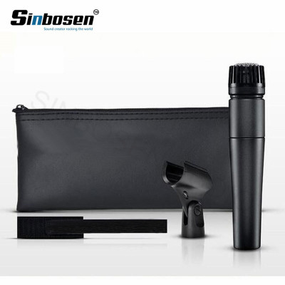 Professional Dynamic Handheld Vocal clone wired Microphone SM57