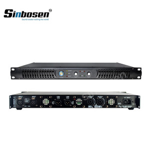 K series 110v 220v professional class d K1200 digital power amplifier