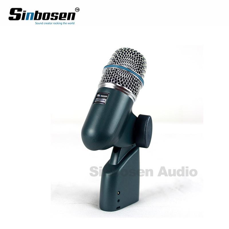 Drum microphone set