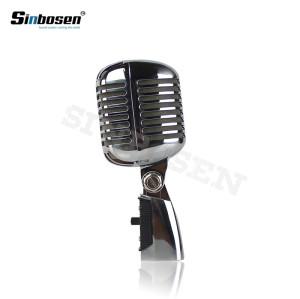 Microfono KTV classico con microfono dinamico e dinamico per voce 55SH